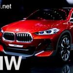 Video màn trình diễn ra mắt ấn tượng xe sang BMW X2 concept