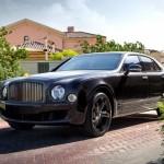 Ngắm chi tiết xe siêu sang bản đặc biệt Bentley Mulsanne Sinjari