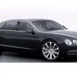 Xe siêu sang Bentley Flying Spur bản đặc biệt cho Hàn Quốc