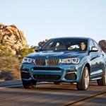 Xe sang BMW X4 chính thức sản xuất ở Brazil