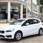 Bảng giá bán xe sang BMW chính hãng tháng 9/2016