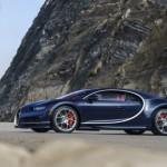 Siêu xe Bugatti Chiron chỉ đạt tốc độ tối đa là 420 km/h
