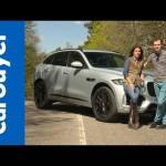 Video đánh giá xe sang Jaguar F-Pace 2016 mới