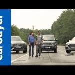 Đánh giá 3 xe sang cỡ lớn Audi Q7 vs Volvo XC90 vs Land Rover Discovery