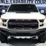 Xe bán tải cỡ lớn Ford F-150 Raptor có công suất 450 mã lực