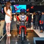 Siêu xe mô tô Honda CMX500 ra mắt