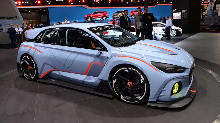 Hyundai tạo sự tò mò với dòng xe RN30 Concept 376 phân khối