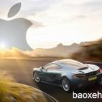 Apple muốn mua lại hãng siêu xe McLaren giá 2 tỷ đô ?