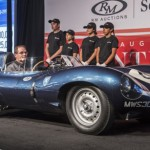 Choáng siêu xe cổ Jaguar D-Type 1955 giá bán 500 tỷ đồng