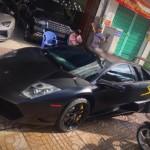 Nghe tiếng pô siêu xe Lamborghini Murcielago LP670-4 SV độc nhất