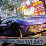Đại gia Minh Nhựa đã mua siêu xe Lamborghini Aventador SV ?
