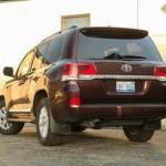 Xe sang lexus và Toyota bị lỗi phần mềm hệ thống thông tin giải trí