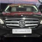 Xe hot Mercedes E class 2017 sắp bán ở Việt Nam giá từ 2 tỷ đồng