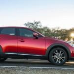 Xe crossover cỡ nhỏ Mazda CX-3 sắp ra mắt tại VMS 2016