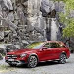 Sắp có xe sang Mercedes E-Class phiên bản SUV ?