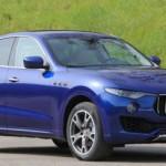 Xe SUV siêu sang Maserati Levante ra mắt Việt Nam chiều 9/9/2016