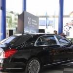 Xe siêu sang Maybach S600 bán được 15000 chiếc trong 1 năm