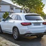 Có đúng xe sang Mercedes GLC ở Việt Nam bị lỗi hộp số ?