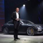 Porsche Panamera E-Hybrid 2017 tiết kiệm xăng nhất thế giới