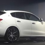 Maserati Levante chính hãng ra mắt giá bán từ 4,99 tỷ đồng