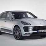 Xe sang Porsche Macan Turbo nhanh và mạnh hơn