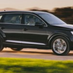 Audi Q7 là xe SUV dùng hệ dẫn động AWD sang trọng nhất thế giới