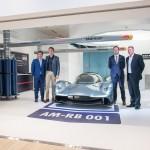 Sau Bugatti siêu xe Aston Martin AM-RB 001 bán ở Đông Nam Á