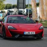 Tay đua siêu xe F1 Stoffel Vandoorne mua McLaren 570S