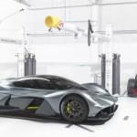 450 khách tranh nhau mua 150 siêu xe Aston Martin AM-RB 001