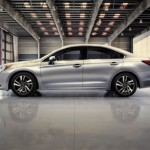 Xe sedan cỡ trung Subaru Legacy bị triệu hồi vì lỗi cần gạt nước