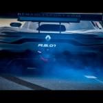 Xe thể thao Renault Sport R S 01 Interceptor cho cảnh sát