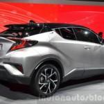 Xe Toyota C-HR giá đắt hơn Mazda CX-3 và Honda HR-V