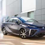 Toyota muốn bán được 30.000 xe chạy pin nhiên liệu FCV