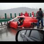 Những vụ va chạm xe thiếu kiềm chế, tài xế choảng nhau trên đường