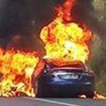 Tesla giải thích nguyên nhân xe Tesla bị cháy ở Pháp do chập điện