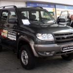 Thương hiệu xe UAZ sắp bán xe ở Việt Nam cuối năm 2016