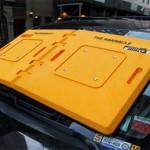 Vé điện tử phạt xe đỗ sai quy định khổng lồ