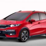 Honda WR-V xe gầm cao cỡ nhỏ giá mở bán năm 2017