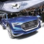 Xe sang Audi Q6 chạy điện bán ra đầu năm 2018