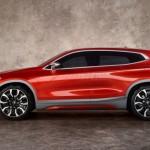 Ra mắt xe sang BMW X2 concept thể thao hơn
