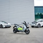 BMW C Evolution xe điện hạng sang cho đô thị