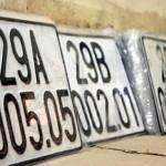 Dấu chấm ở giữa biển số xe 5 số có ý nghĩa gì ?