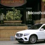 Khách sạn 5 sao Imperial Huế mua xe sang Mercedes GLC 300