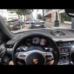 Tay săn ảnh siêu xe ở Mỹ tự mua được siêu xe Porsche 911 turbo