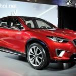 Ảnh dự đoán về xe Mazda CX-5 2018 mới hoàn toàn