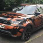 Xe sang Land Rover Discovery Sport bị triệu hồi vì lỗi hộp số