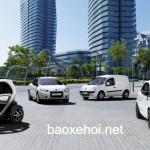 Hãng Renault bán được tròn 100.000 chiếc xe điện