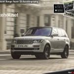Video tận mắt ngắm xe siêu sang Range Rover SVAutobiography