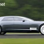 Xe sang Cadillac CT8 sắp ra mắt
