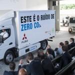 FUSO Canter E-Cell xe tải điện đem lại hiệu quả cao nhất